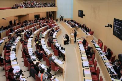 Bayerischer Landtag. Foto: Jorg Valentin