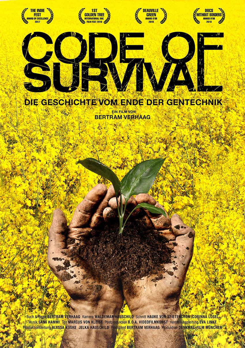 Code of Survival Grüne Oberaudorf